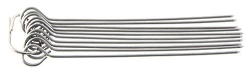 Fackelmann 56801  Rouladen-Nadeln, Packung 10 Stück, Rouladennadeln, 10 cm