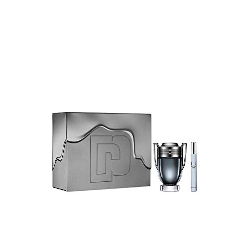 Paco Rabanne - Invictus Intense Set - 100ml EDT + 10ml EDT Travel Spray