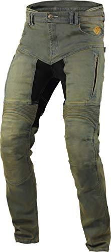 Trilobite 661 Parado - Pantalones vaqueros (certificado TÜV CE, W32/L34), color azul