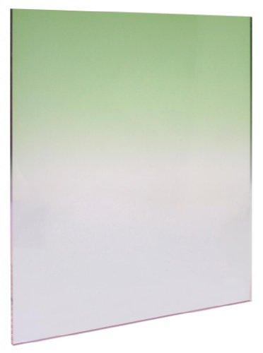 Polaroid Green Graduated Color Square Filter kompatibel mit Polaroid & Cokin P Series Square Filterhalter Polaroid Square