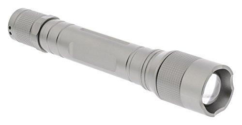 Premium 3 Watt Cree Hochleistungs-LED Taschenlampe - 150 Lumen - IPX5-Aluminiumgehäuse