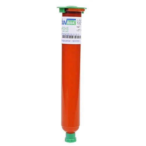 MASUNN Tp-2500 50Ml UV Loca Pegamento Líquido Óptico Claro Pegamento Adhesivo