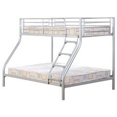 Seconique Tandi Triple Sleeper Bunk Bed Black