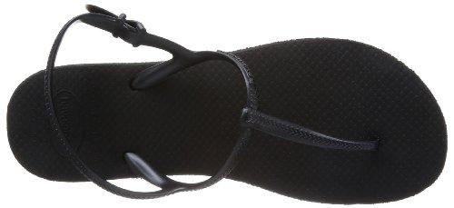 Havaianas Freedom, sandales Femme Noir