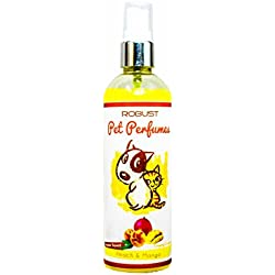 Robust Pet Perfumes, Peach and Mango, 200 ml