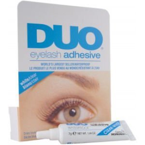 Ardell Lashes Duo Lash Adhesive Clear 1/4 Oz - Lou568034
