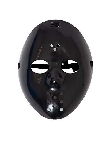 Deiters Maske Hockey schwarz
