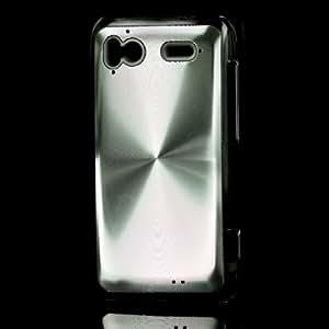 Iprotect ORIGINAL HTC SENSATION HIGHEND HARDCASE VINYL SILBER