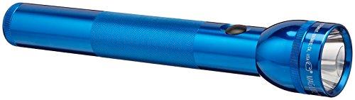 Mag-Lite ST3D015 3D-Cell Hochleistungs-LED Stab-Taschenlampe, 168 Lumen, 31,5 cm blau für 3 Mono-Batterien, Aluminium, 31.5 x 5.7 x 5.7 cm