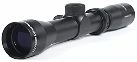 TAC Vector Optics Reaver Compact 2-7x32 Handgun Shotgun Rifle Scope