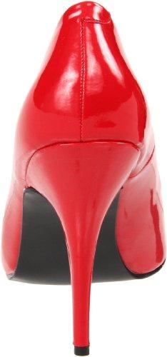 Pleaser Damen Seduce-420v Pumps Rouge (Red Pat)