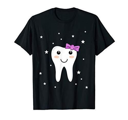 Fasching Kostüm Zahnfee Shirt für Fasnacht und Karneval