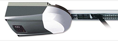 Schellenberg 60911 Automazione per Porte di Garage basculante Smart Drive 10, 2x trasmettori