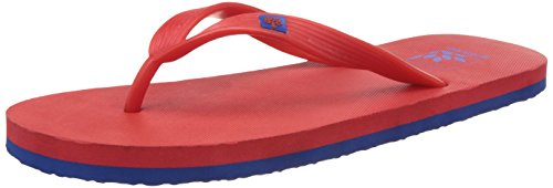 Woodland Men's Red Flip-Flops and House Slippers - 8 UK/India (42 EU)  available at amazon for Rs.221