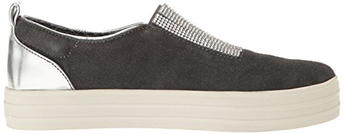 Skechers, Sneaker donna argento Silver Charcoal