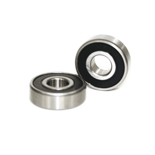 Single Wheel Bearing 6201 2RS 12x32x10mm (62012RS)