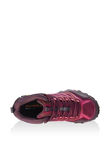 Merrell Moab FST Mid Gore-Tex Women's Chaussure De Marche - AW16 pink