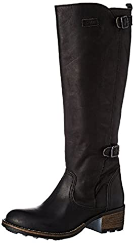 Botte Palladium Cuir Noir - PLDM by Palladium Cubway Cmr, Bottes Cavalieres