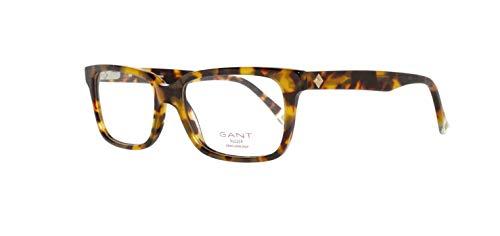 GANT Herren Brille GRA092 52S30 Brillengestelle, Braun, 52
