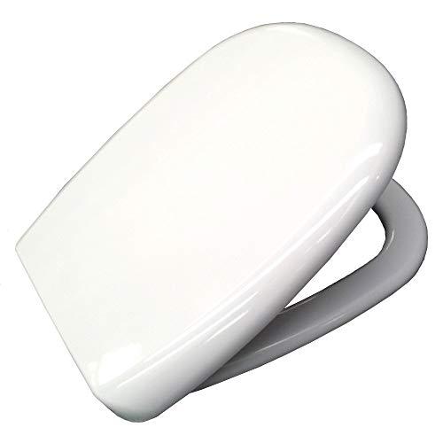 Ideal Standard Tesi Sedile.Sedile Per Wc Tesi Ideal Standard In Termoindurente Avvolgente Acb