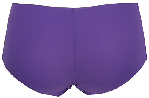 Ex-Store Damen Hipster 3 Pack Purple
