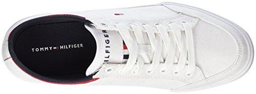Tommy Hilfiger Herren H2285arrington 5d2 Sneakers Weiß (White 100)