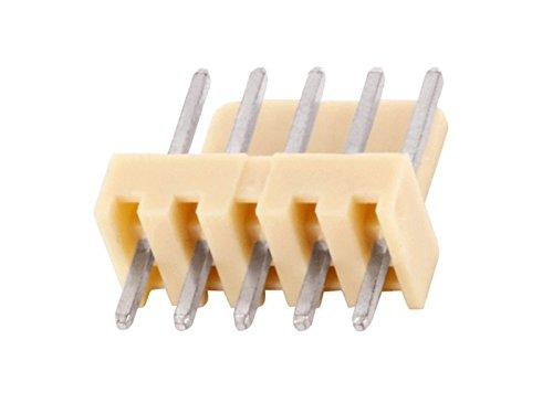 Placa de conector Manteles individuales con 30cm de cable, 2... 10pines, RM2,54,...