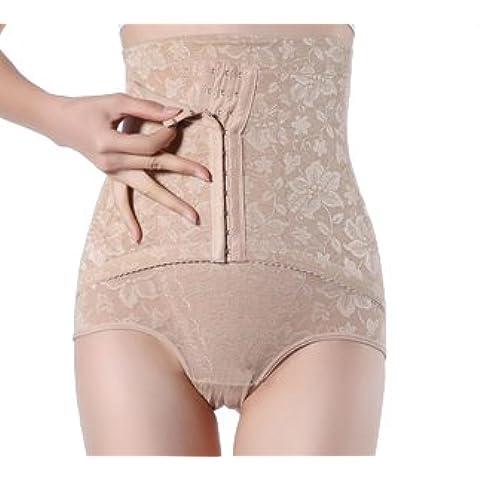 Floreale Corsetto Mutandine per pancia fianchi vita Bum Cintura dimagrante Pantaloni Post Parto maternità cintura cintura snellente modellante cintura