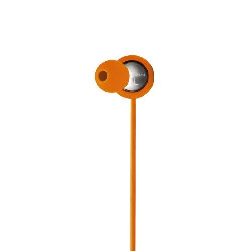 Urbanears 04090117 Kransen Stereo In-Ear Kopfhörer (3,5mm Klinkenstecker, 1,2m) Pumpkin