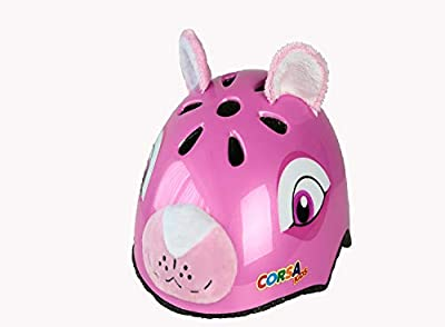 Cartoon Kid's Cycling Helmet Adjustable Headband Lightweight Mountain Road Safety Children's Helmet Helmet For Bike/Skateboard / Scooter / Skating / Roller Blading Protective Gear Suitable 3-14 Years Old Boys And Girls of YGJT