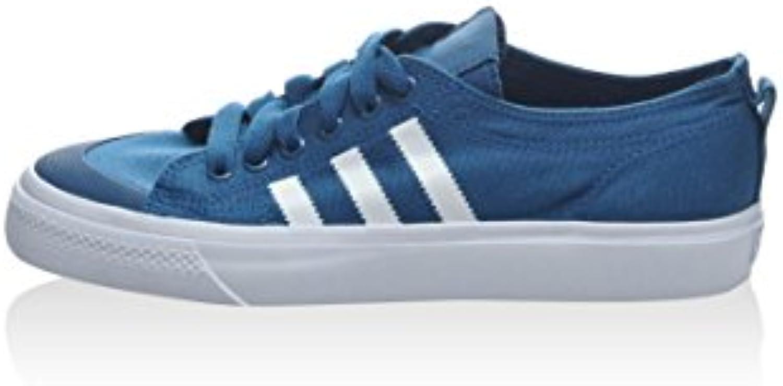 adidas Sneaker Nizza Lo Classic 78 Blau EU 38 2/3