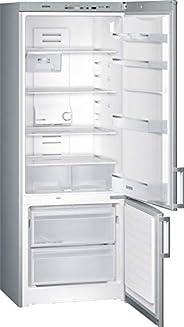 Siemens 505 Liters No Frost Bottom Freezer, Door color Inox look - B07RB9MXCT, 1 Year Warranty