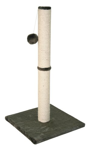 Kerbl Cat Opal Maxi Scratching Post, 39 x 39 x 78 cm