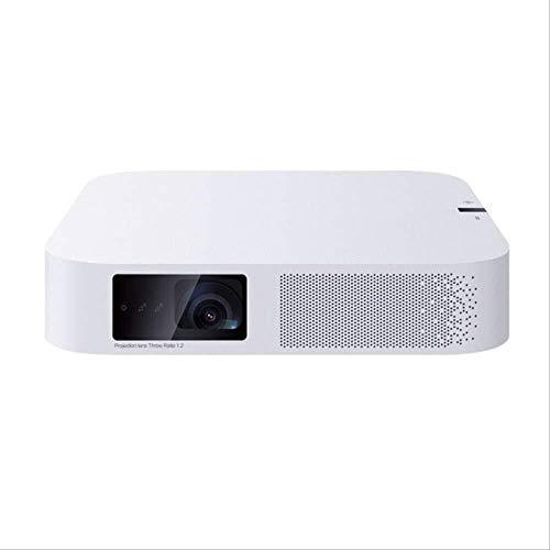 YXNN Proyector Láser 3D 1080P Proyector Inteligente For El Hogar con Estéreo X WiFi Inalámbrico HD Proyección De Cine En Casa Equipo Multimedia