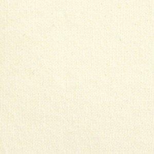 Gewebter Stoff Kissen (STOFFKONTOR 100% Baumwolle Inlett Einschütte Meterware Naturfarben)