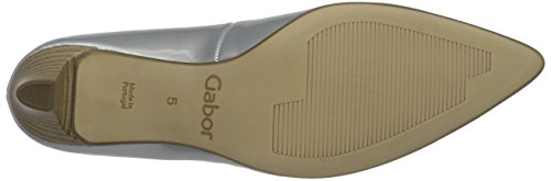 Gabor Shoes Fashion, Scarpe con Tacco Donna Grigio (shadow 96)