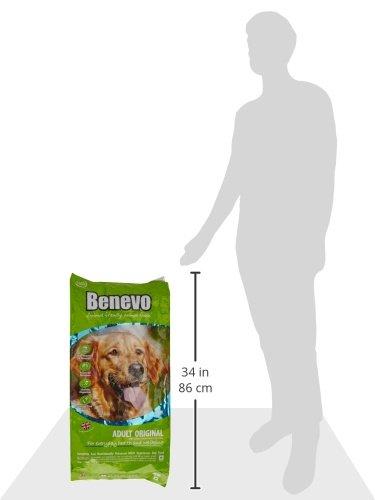 Benevo Hundefutter Vegan, 15 kg - 4