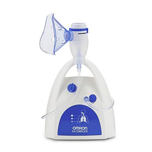 Corman spa nebulizzatore omron a3 complete con doccia nasale per aerosol