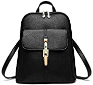 Women's Simple Fashion Backpack Travel