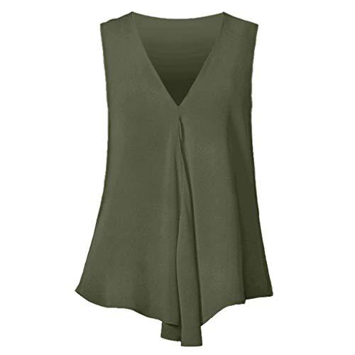 Frauen Frühling und Sommer T-Shirt,Rifuli® Mode Kurzarm Stickerei Print Kurzarm Sommer Top Tank Bekleidung Damen Pullover Strickjacken Tops