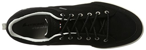 Viking Sogn Gtx, Chaussures Multisport Outdoor Mixte Adulte Noir (noir/blanc)