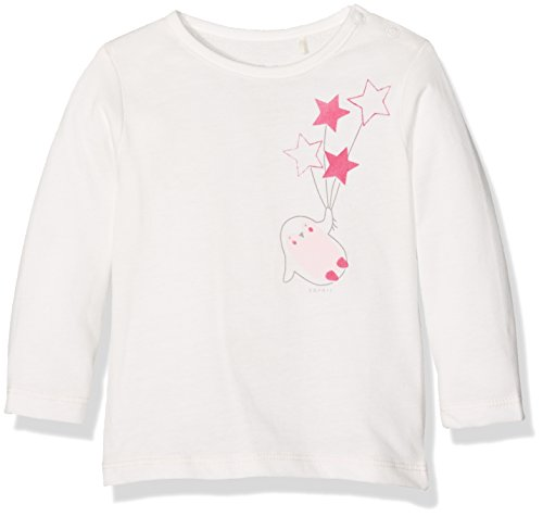 Esprit Kids Unisex Baby T-Shirt, Rosa (Rosewood 321), 68