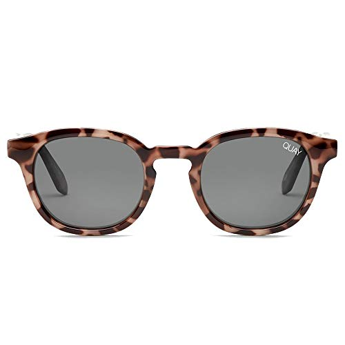 Preisvergleich Produktbild Quay Australia Herren Sonnenbrille Walk On,  Tort / Smoke (TRT / SMK),  Einheitsgröße