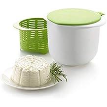 Kryily Máquina para Hacer Queso Molde para Queso Máquina para Hacer Queso con microondas DIY Cheese