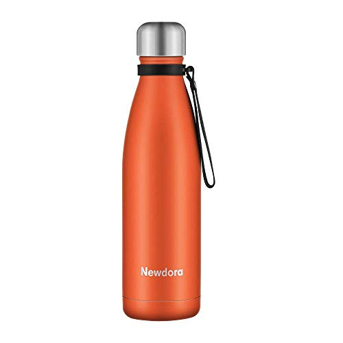 Zoom IMG-1 newdora bottiglia acqua in acciaio