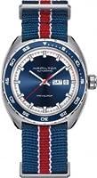 Hamilton Ref H35405741 - Reloj De Caballero Automatico Dos Correas Piel Y Velcro de swatch group
