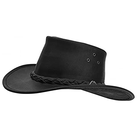 Horka Adults Wallaroo Hats Outdoor Country Leather Riding Western