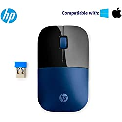HP Wireless Mouse Z3700, Blue (4VY81AA)