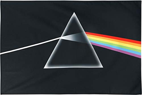 Dark Side of the Moon Textil Poster
