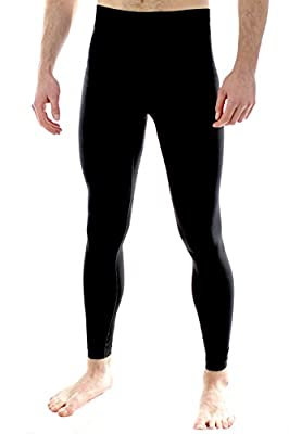 Men's Performance Training Tights for Gym Yoga Sports by Sundried®